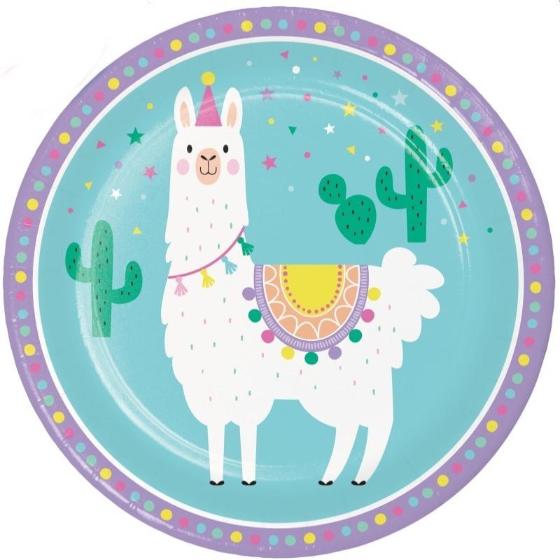 Llama Pastel