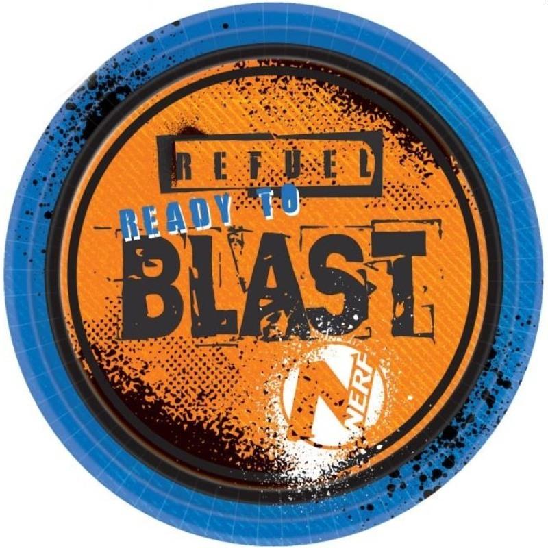 NERF Blast