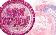 Pink Glitz Party