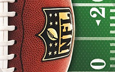 NEW! NFL! American Football Party
