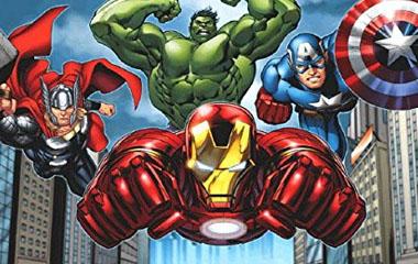 Superhero Themes