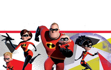 NEW! The Incredibles 2