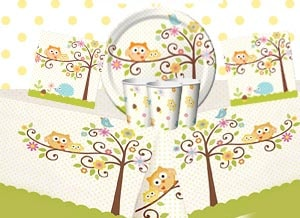 baby shower party packs