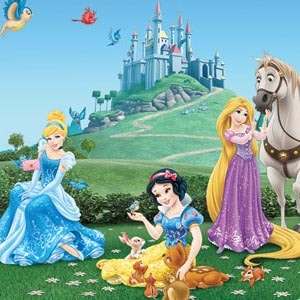 Princess & Animals