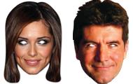 Celebrity Party Masks