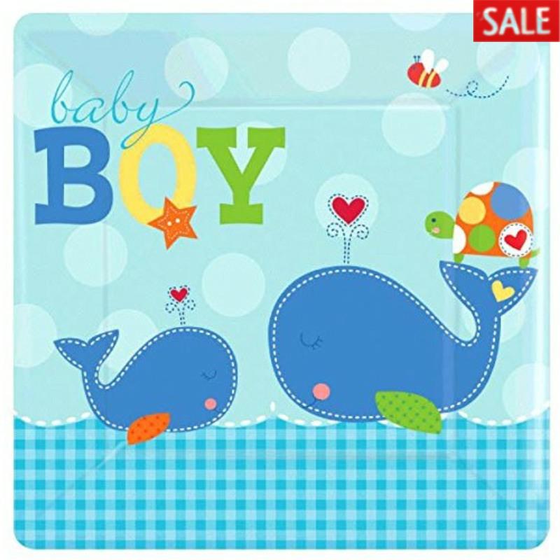 Ahoy Boy Baby Shower