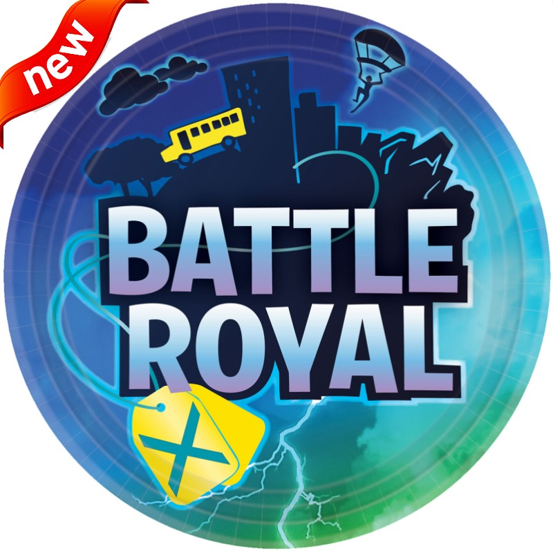 Battle Royal Party Supplies