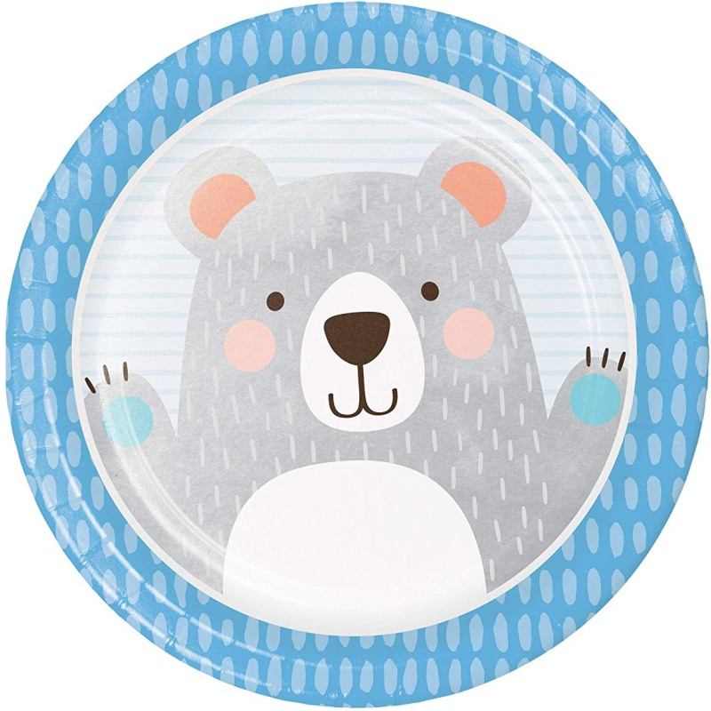 Birthday Bear Baby Shower