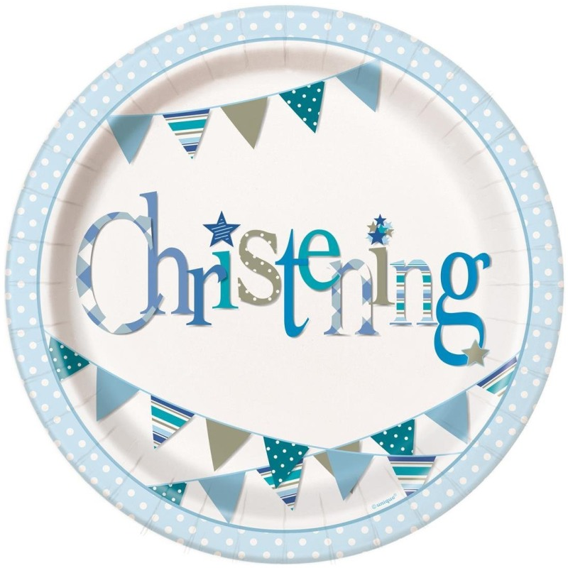 Christening Blue