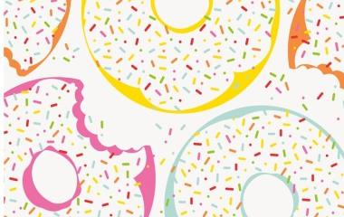 Donut Sparkle Party
