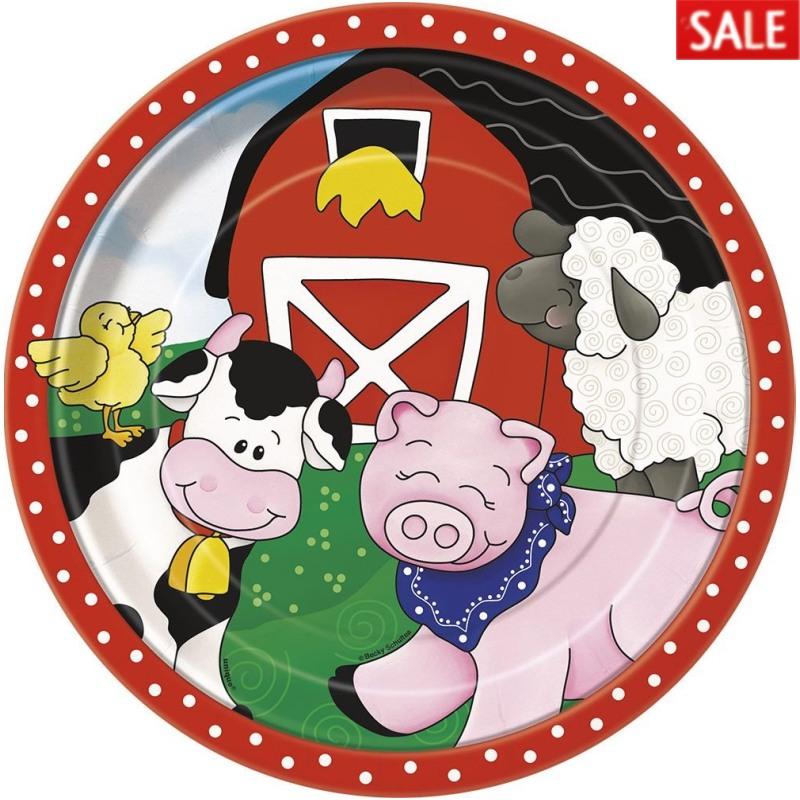Farm Party Supplies