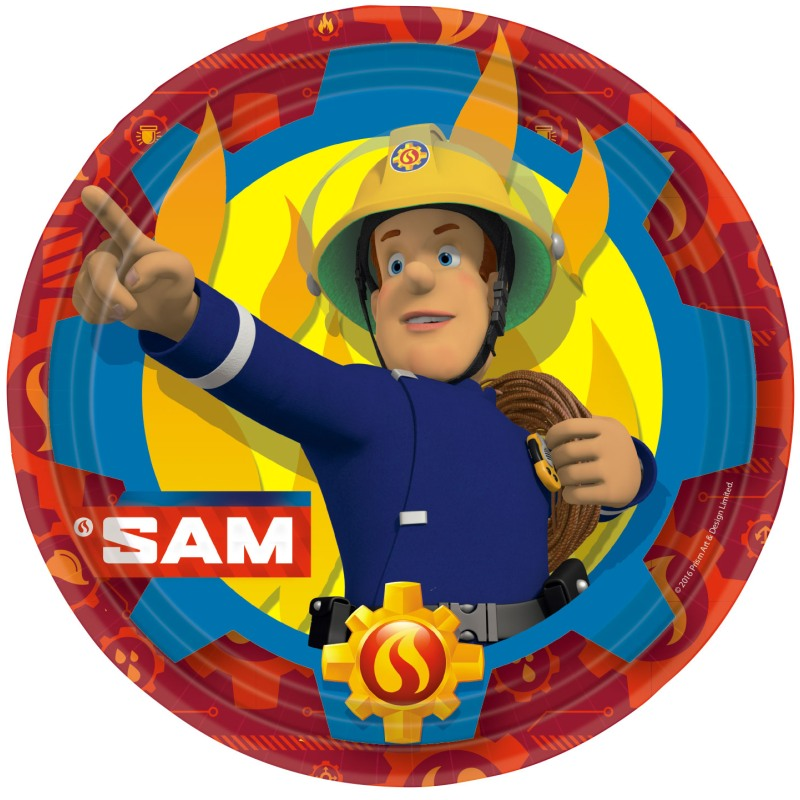 Fireman Sam Party