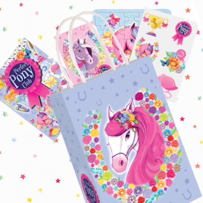 Ponies Party Bags