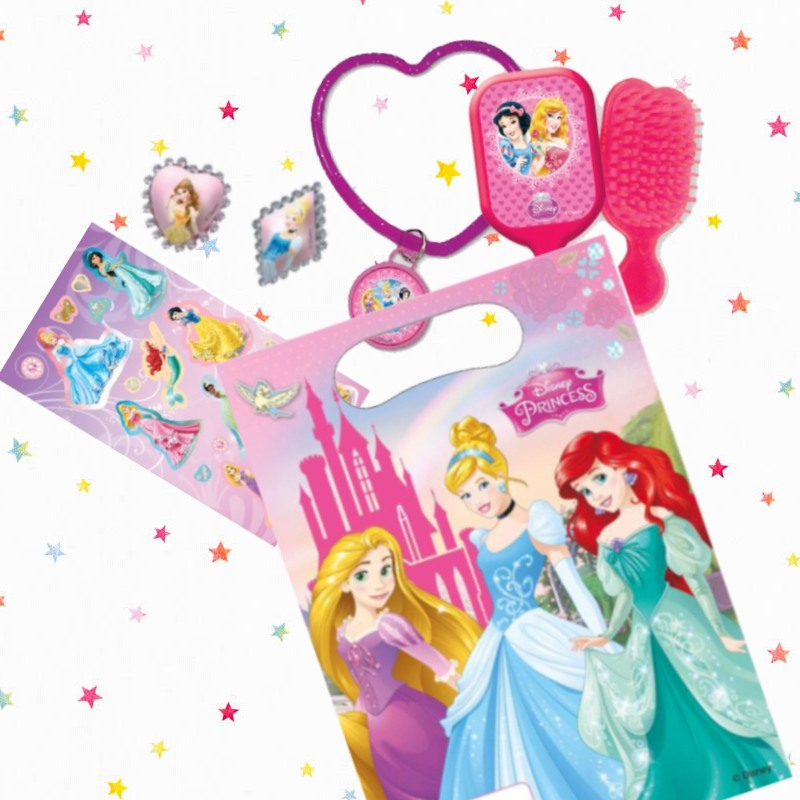 Disney Princess Party Bags