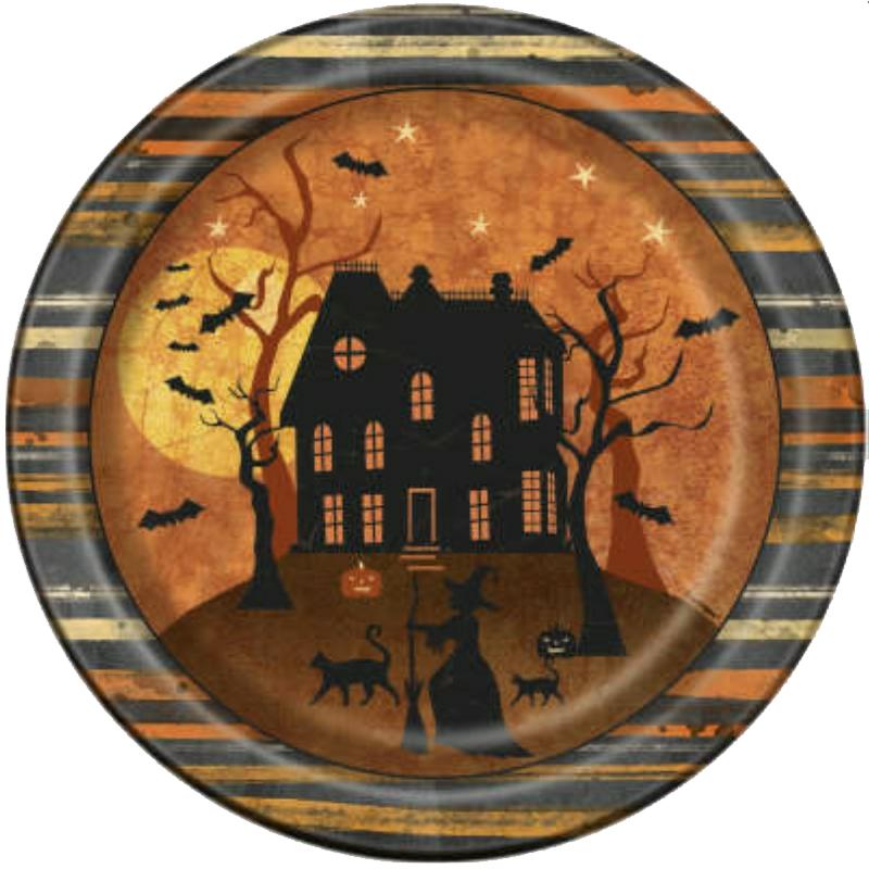 Halloween Tableware