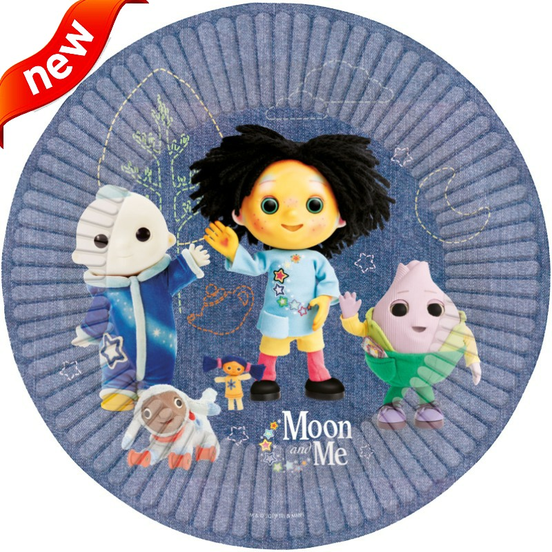 Moon and Me Party Supplies