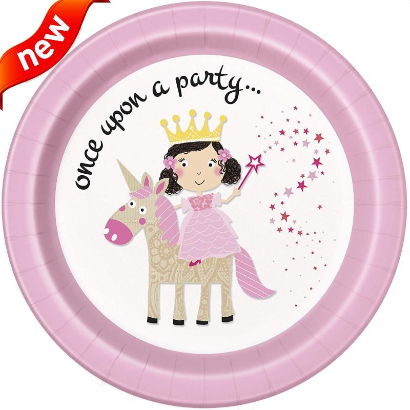 Princess & Unicorn Party Supplies