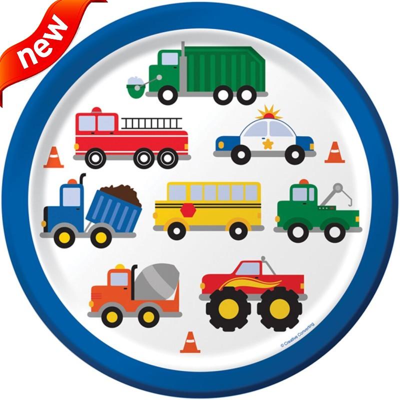 Traffic Jam Party Suppliesl