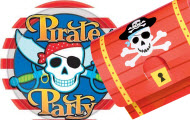 Boys Pirate Birthday