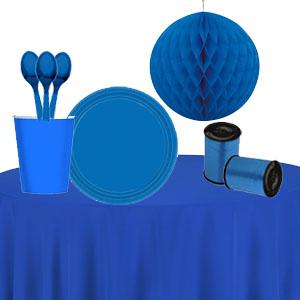 Dark Blue Party