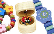 Wooden Toys & Gifts